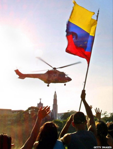Cuộc đời Tổng thống Hugo Chavez qua ảnh - 7