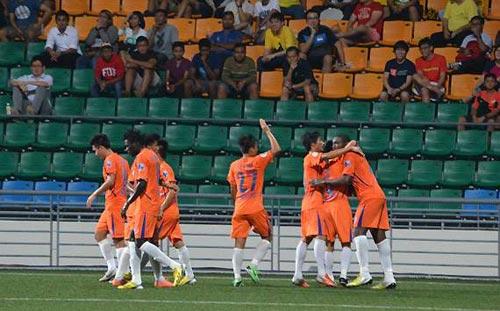 XMXT Sài Gòn gây sốc tại AFC Cup - 1