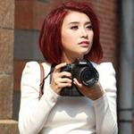 Ngôi sao điện ảnh - Tiêu Châu Như Quỳnh hóa nhiếp ảnh gia