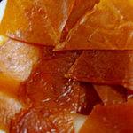 Ẩm thực - Chua ngọt bánh tráng xoài Nha Trang