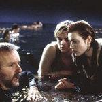 Bất ngờ với ảnh hậu trường phim Titanic