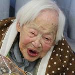 Tin tức trong ngày - Sinh nhật lần thứ 115 của người già nhất TG