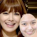 """Làm đẹp - 14 """"vịt hóa thiên nga"""" của showbiz Hàn"""