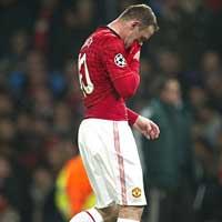 Báo Anh: MU sẵn sàng bán Rooney giá rẻ