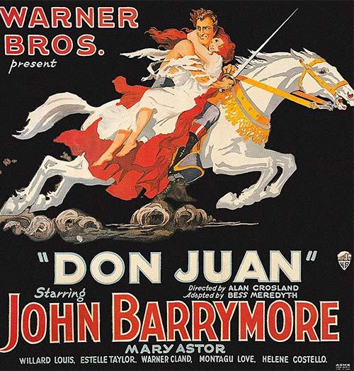 Những gã Don Juan hớp hồn của màn ảnh - 1