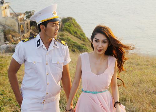 Khổng Tú Quỳnh yêu lính hải quân - 2
