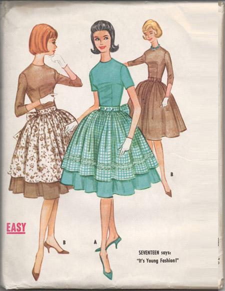Chọn váy cho nữ công sở vòng 3 quá khổ - 4