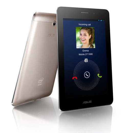 Asus Fonepad: Tablet 2 trong 1 giá mềm - 1