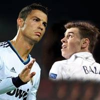 So sánh Gareth Bale với CR7: Nực cười?