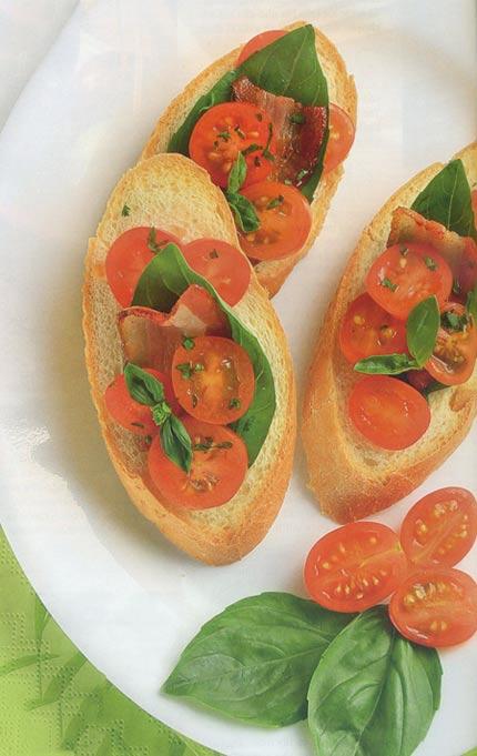 Bí mật từ cà chua bi - 1
