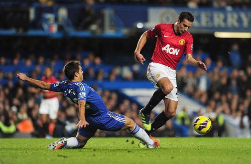 Chelsea: Thử thách cực đại ở Old Trafford - 2