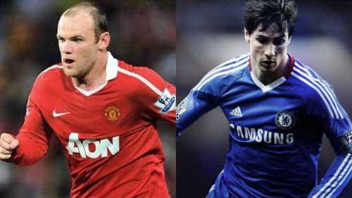 Rooney và Torres: 2 số phận, 1 ngã rẽ - 1