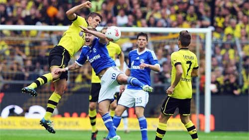 Schalke-Dortmund: Chiến thắng hợp lý - 1