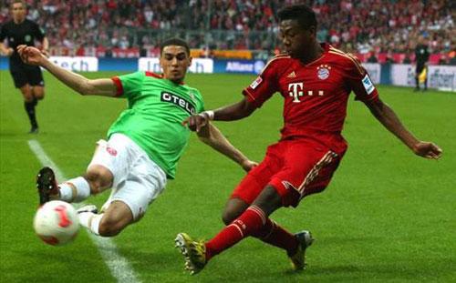 Bayern - Dusseldorf: Rượt đuổi nghẹt thở - 1
