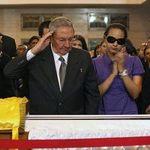 Lãnh đạo thế giới tiễn đưa TT Hugo Chavez
