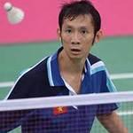 Thể thao - Tiến Minh lại thua Lee Chong Wei