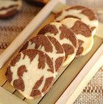 Ẩm thực - Làm bánh quy hai màu thật đơn giản!