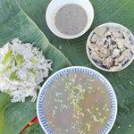 Ẩm thực - Về làng Chăm ăn nước lèo thịt dê