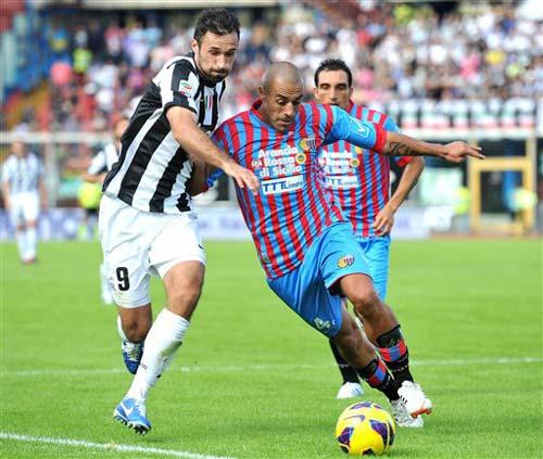 Juve – Catania: Kiểm soát Scudetto - 2