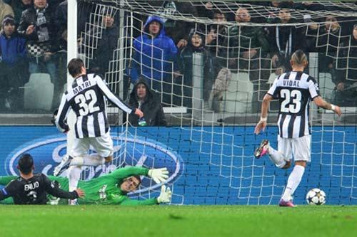 Juve – Catania: Kiểm soát Scudetto - 1