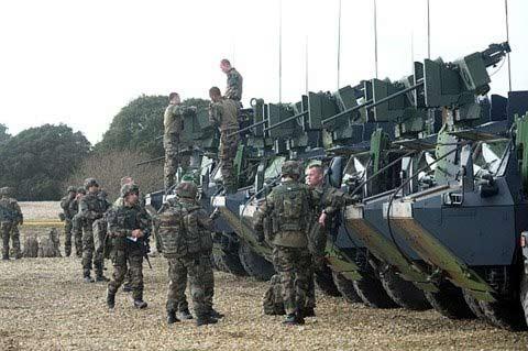 Quân Pháp đổ bộ đất Anh sau hơn 200 năm - 8