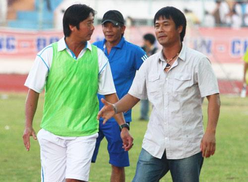 Sau vòng 2 V-League: HLV trẻ thắng thế - 1
