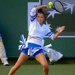 """Thể thao - Thời trang cực """"sốc"""" tại Indian Wells"""