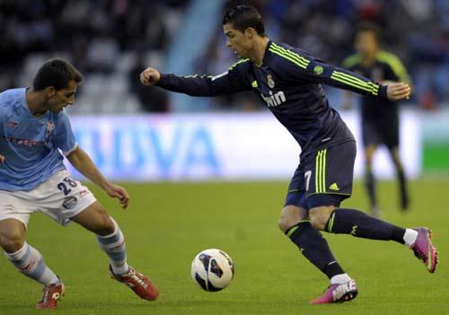 Celta – Real: Không thể cản Ronaldo - 1