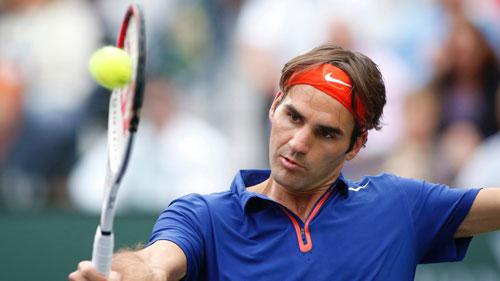 Pha phản đòn làm Federer chôn chân - 1