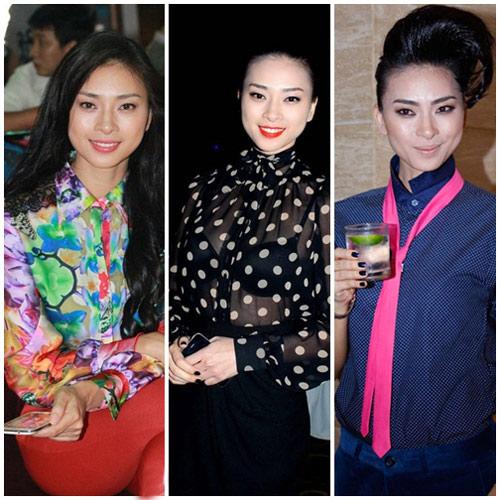 10 sao Việt diện sơ mi đẹp nhất - 9