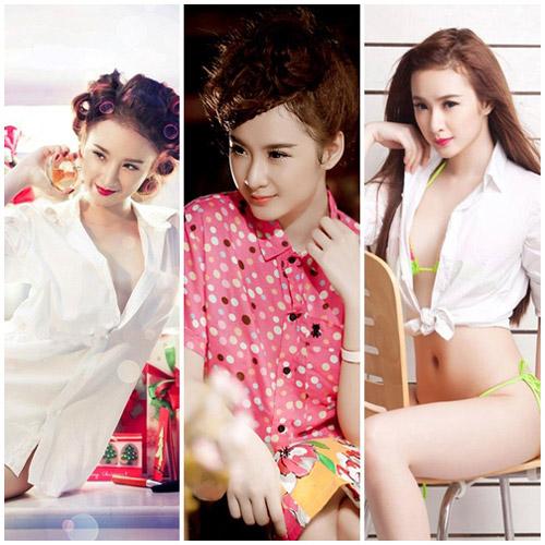 10 sao Việt diện sơ mi đẹp nhất - 19