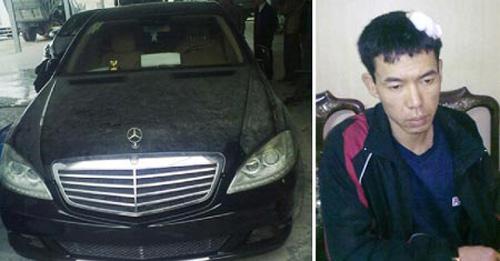 Dùng mỹ nhân kế cướp xe Mercedes 5 tỷ - 1