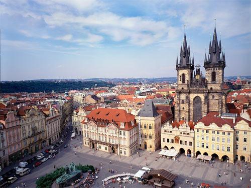 Du học cộng hòa Séc với học bổng 100% - 1