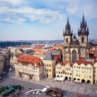 Du học cộng hòa Séc với học bổng 100%