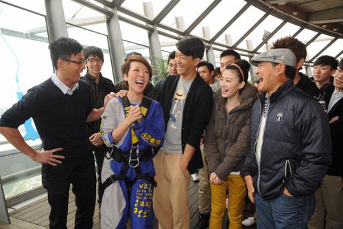 Sitcom ăn khách của TVB đến VN - 12