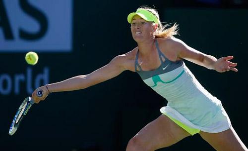 Navarro - Sharapova: Đẳng cấp (V3 Indian Wells) - 1