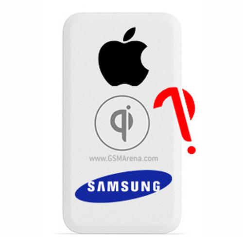 iPhone 5S, và Galaxy S4 chạy đua sạc không dây - 1