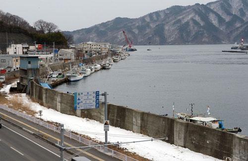Nhật: Quang cảnh sau 2 năm sóng thần tàn phá - 13