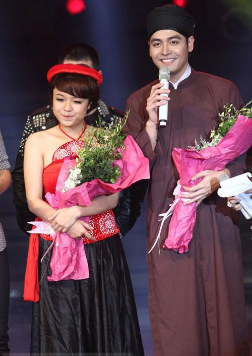 Thái Trinh: Phan Anh rất có tiềm năng - 1