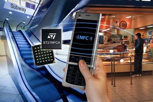 """Những tiện ích """"tuyệt vời"""" từ công nghệ NFC - 6"""