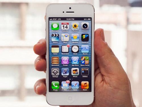iPhone bị treo và cách xử lý - 1