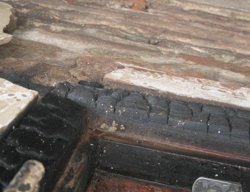 Hoang tàn sau đám cháy nhà 5 tầng - 10