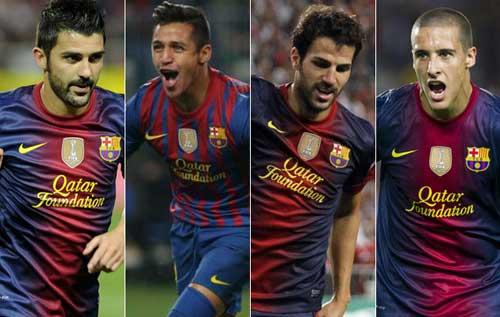 Barca: Ma trận chờ Milan - 2