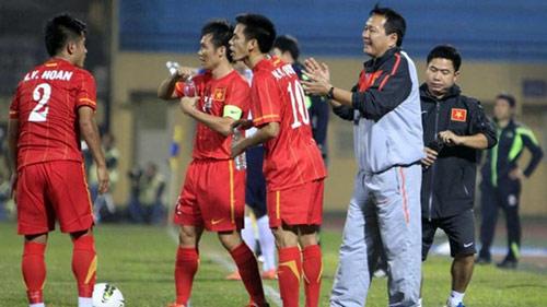 ĐTVN đặt mục tiêu đánh bại Hong Kong - 1