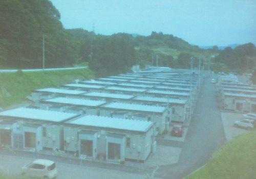 Sóng thần Nhật: Hàng vạn gia đình sống tạm bợ - 1
