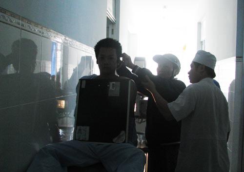 Khánh Hòa: Cầu siêu cho 12 hành khách tử nạn - 2