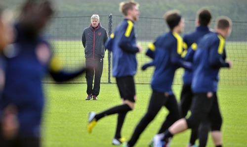 Arsenal: Hãy mơ điều kỳ diệu - 1