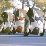 Ô tô - Xe máy - Xế lạ: Toyota i-Road xuống phố