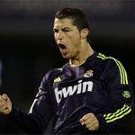 Bóng đá - Real lên top 2: Chiến công của CR7