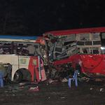 Khánh Hòa: Cầu siêu cho 12 hành khách tử nạn